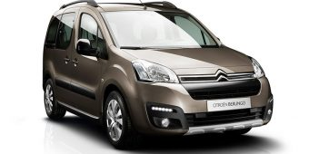 Citroen Berlingo под наем 5+2