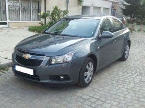 Chevrolet-Cruze-Automatic-Front