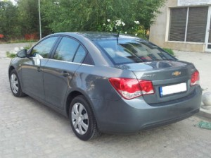 Chevrolet-Cruze-Automatic-Back
