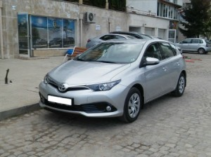 Toyota-Auris-Automatic-New-Front